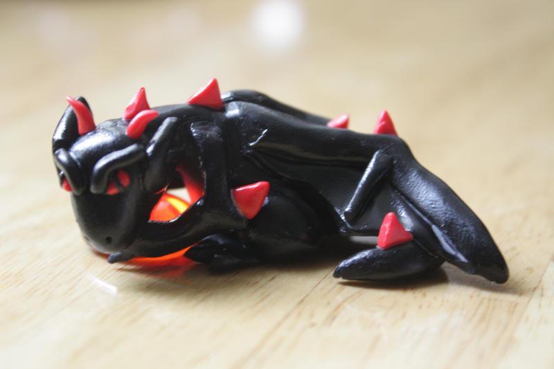Dragon Protecting Gem by Jakyl3