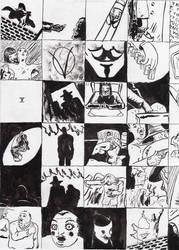 V for Vendetta by jhames34