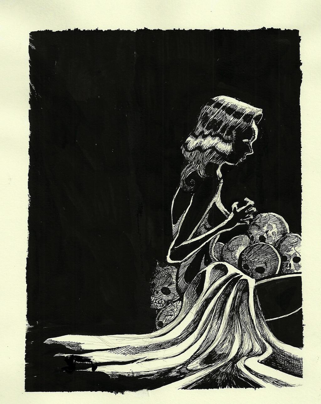 Dance around on your bones by jhames34