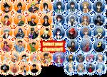 Shonen Jump vs Dengeki Bunko Roster