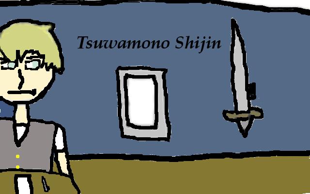 Axel Alexander Ashton (Tsuwamono Shijin) by TheTalon34