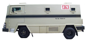ATPI Armored Vehicle