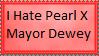 Anti Pearl X Mayor Dewey Stamp by HuskyRBTorchick