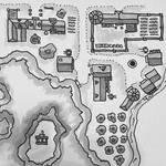 DnD Handmade Map