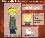 Tweek SP ficha