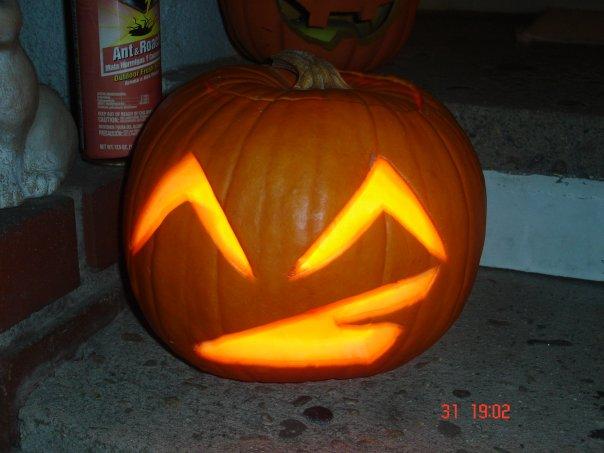 Anime pumpkin by linkfan on deviantart
