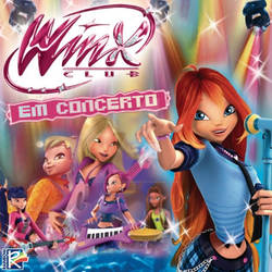 Winx Club - Em Concerto (PT)