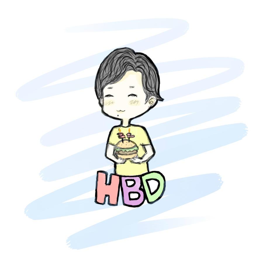 Nino HBD by Hinode-Toma