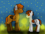Brother and Sister Time by KayNerd550