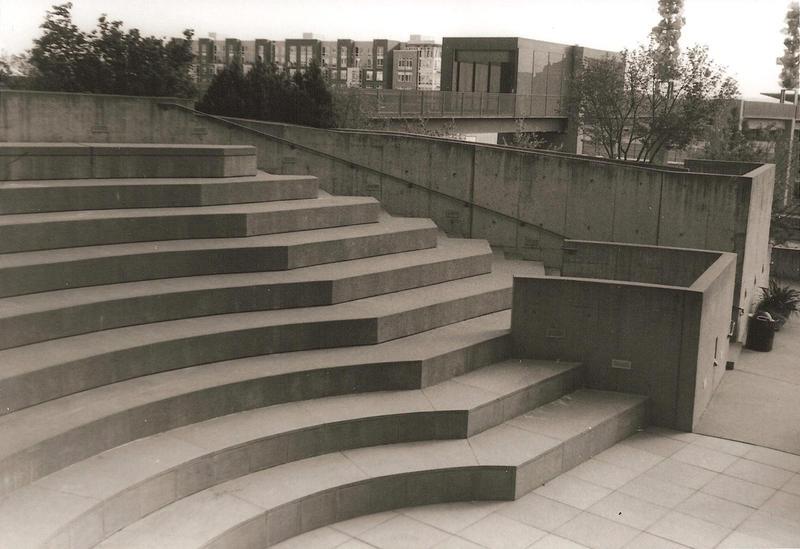 Crystal stairs poem