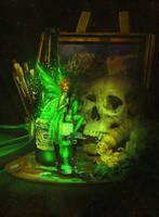 la Fee Verte by Incantata
