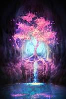 Tree of Light by Incantata
