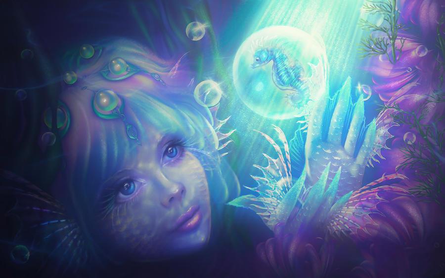 Underwater Wonder by LiliaOsipova