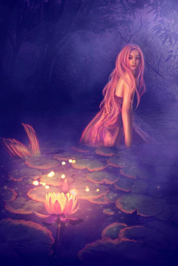 Lotus by LiliaOsipova
