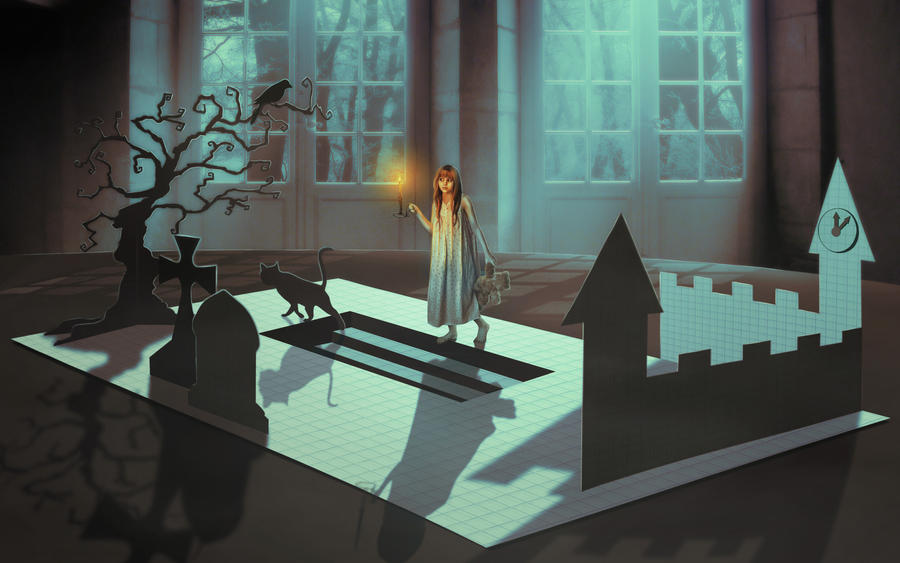 Paper Dream by Incantata