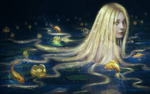 Gold Fish by Incantata