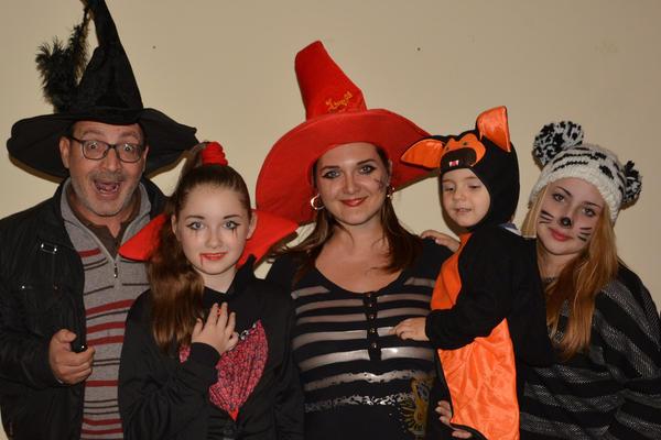 fun family by LiliaOsipova