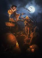 Halloween story by Incantata