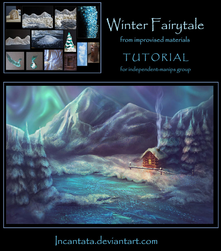 Winter fairytale by Incantata
