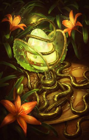 Druid's egg by Incantata