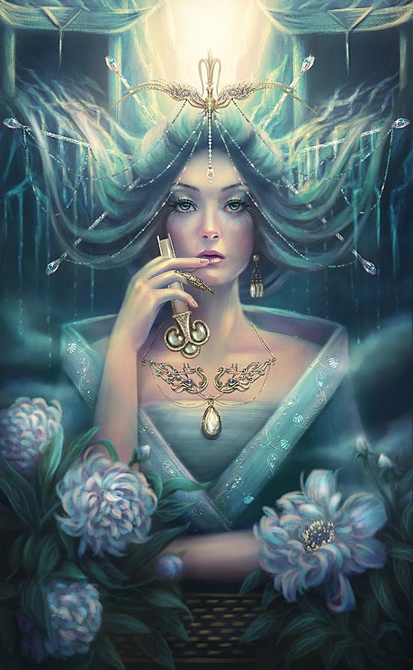 Jade Maiden by Incantata