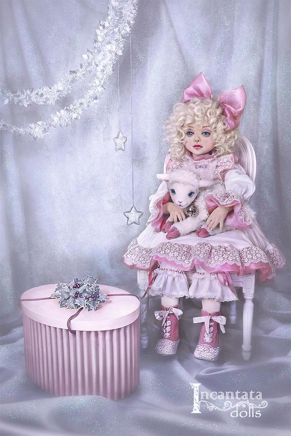 Holly and Dolly by Incantata