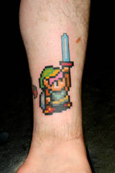A Link To The Past by Sirius-Tattoo