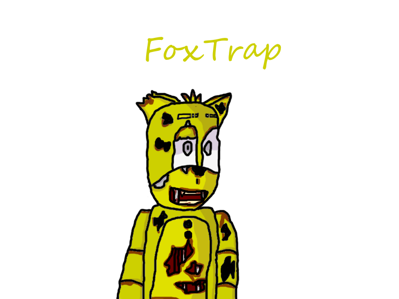 FoxTrap by EpicGamer4life