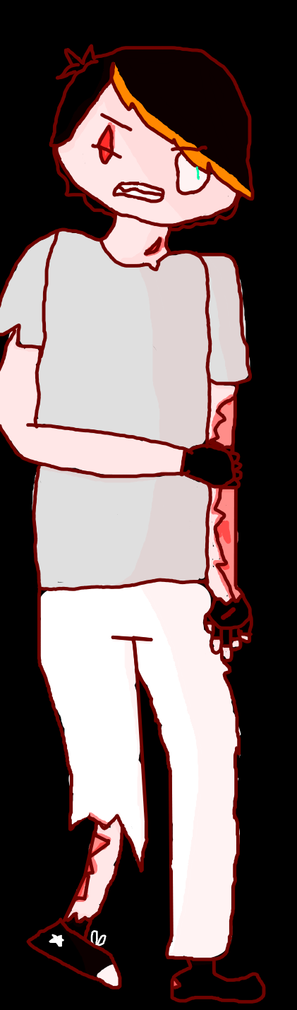 Jason (Hurt) by EpicGamer4life