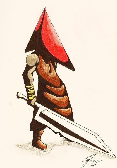 Pyramid Head - Executioner by FilthHammer