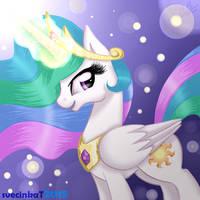 Sunny Princess Celestia by YummiestSeven65