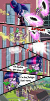 Scaly Change - MLP Friendship Games Comics