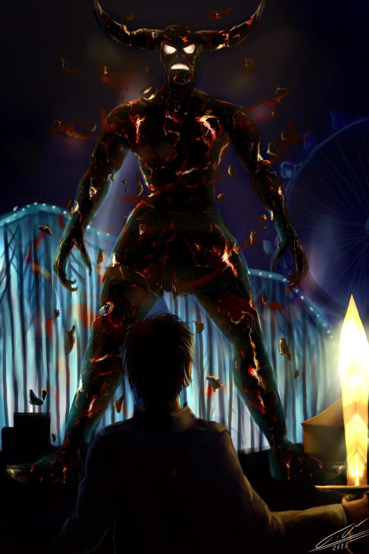 Kronos The Titan Percy Jackson | www.imgkid.com - The ...