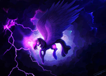 Twilight Sparkle EPIC by YummiestSeven65