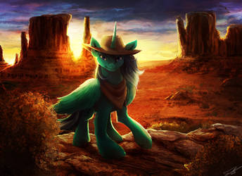 Wild West (Commission) by YummiestSeven65