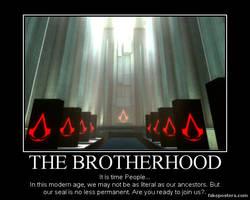 The Brotherhood. by JohnnyTlad