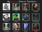 My Nightmare School Teachers