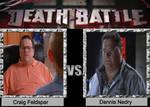 Death Battle: The Unlucky Geeks
