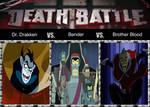 Death Battle: Three of a Kind