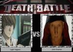 Death Battle: Visionary Villains