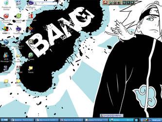 Current Desktop by DarkAmy
