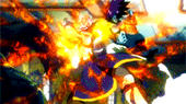 Crimson Lotus: Fire Dragon's Fist! by EmoHinata11