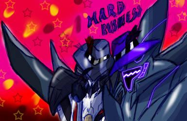 TFP: Hard business by MoonRayCZ