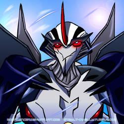 Transformers 03 - Starscream by MoonRayCZ