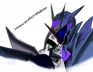 WaveScream by MoonRayCZ
