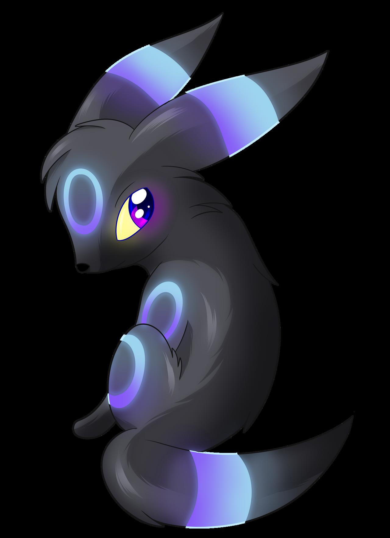 SN: Cute little moon fox by MoonRayCZ