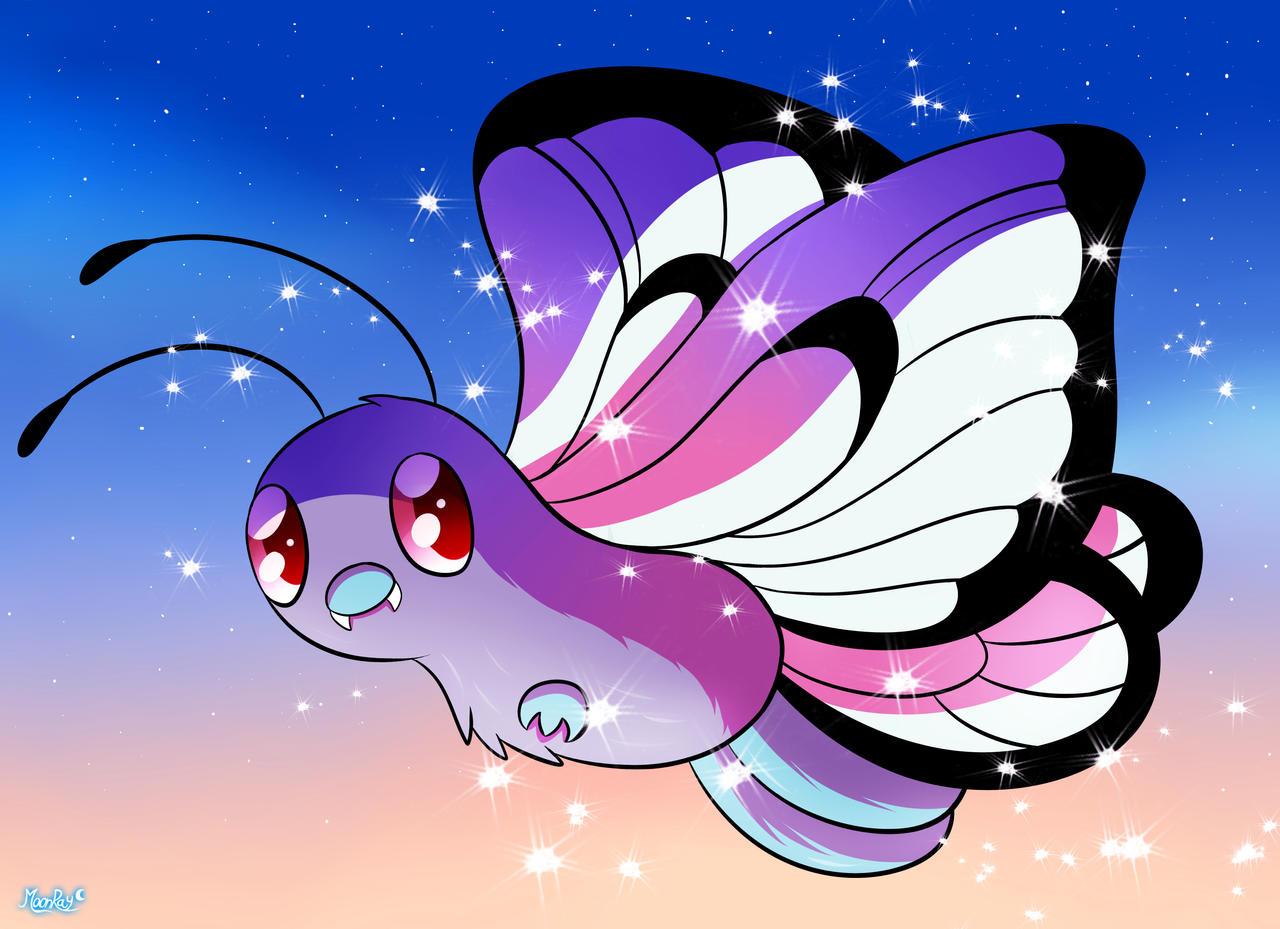 Butterfree by MoonRayCZ