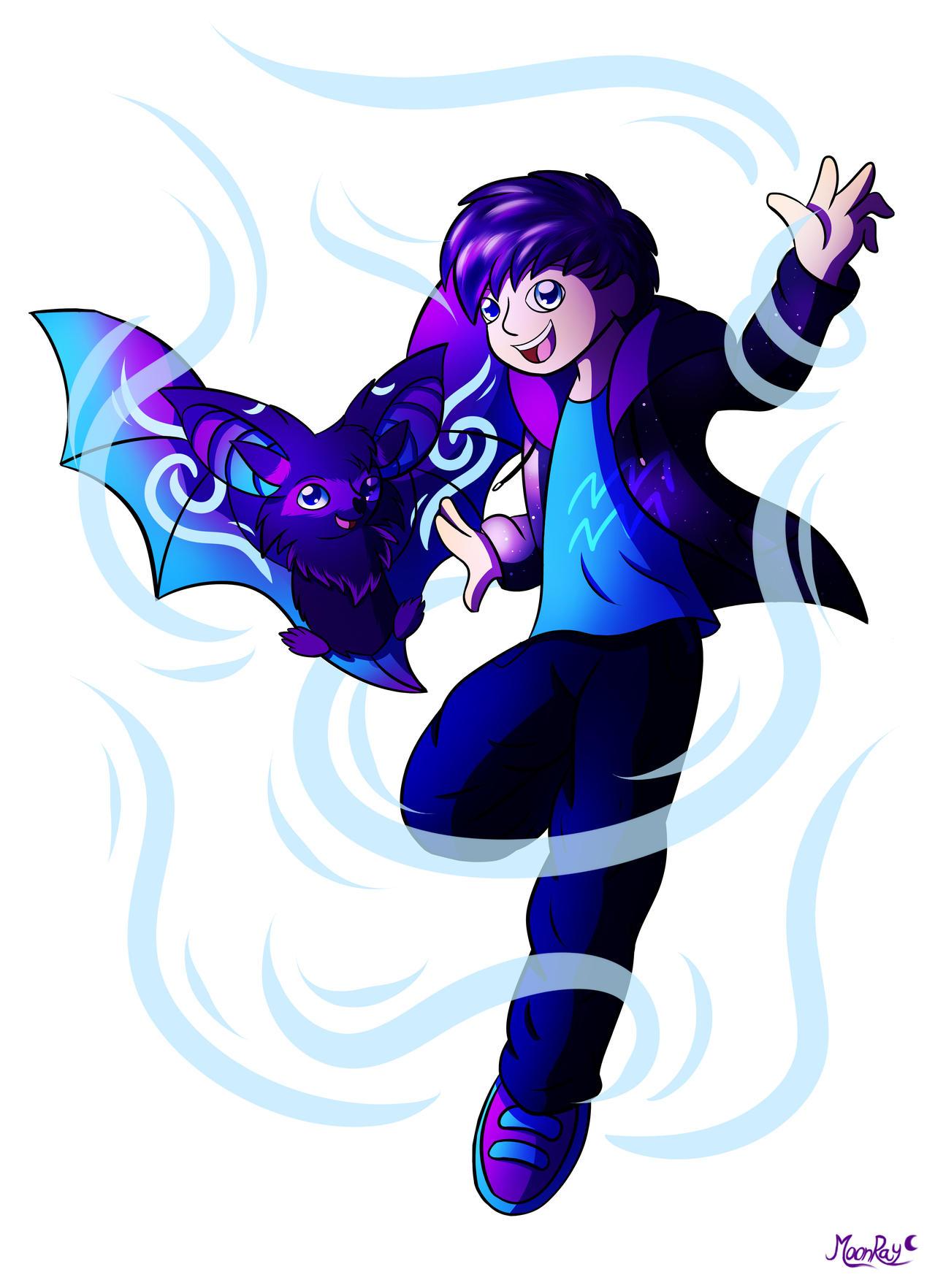 Aquarius by MoonRayCZ