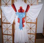-back- Goldeen Gijinka costume by 93FangShadow