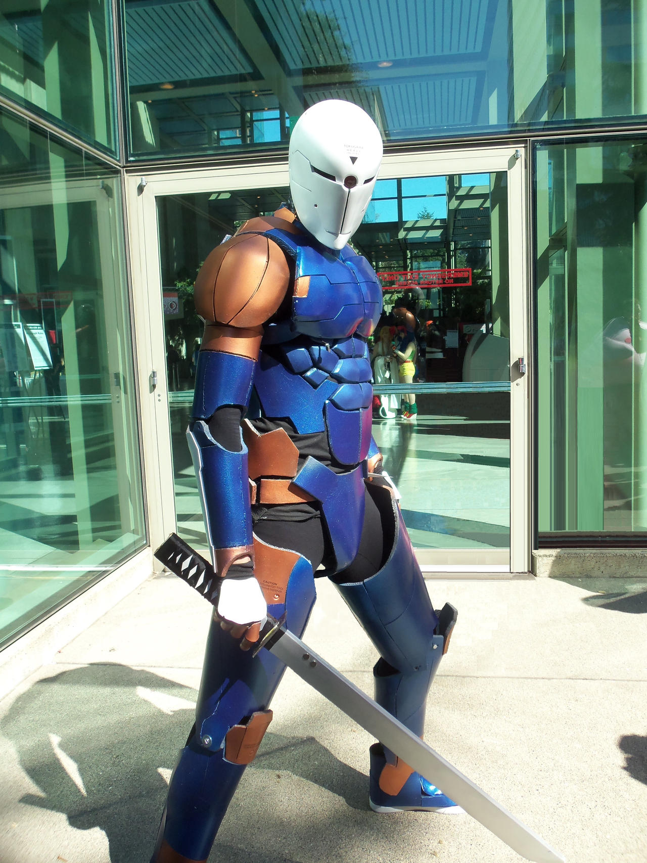 Grey Fox by 93FangShadow